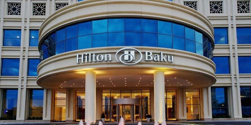 Hilton, Baku, Azerbaijan - 0