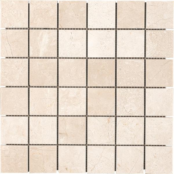 Crema Marfil Select Polished Marble Mosaic
